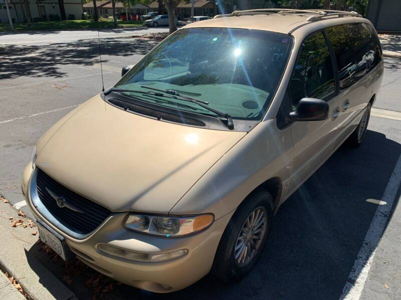 2000 Chrysler Town and Country for sale at Citi Trading LP in Newark CA