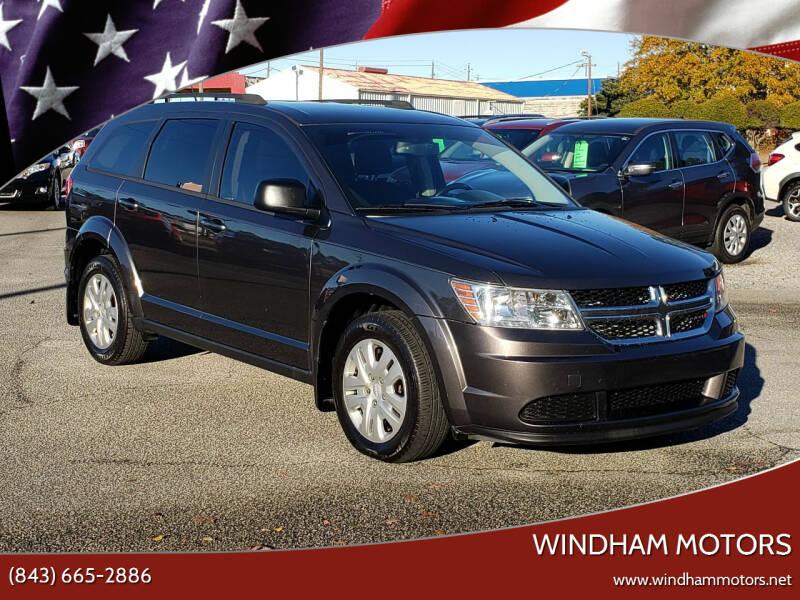 2016 Dodge Journey for sale at Windham Motors in Florence SC