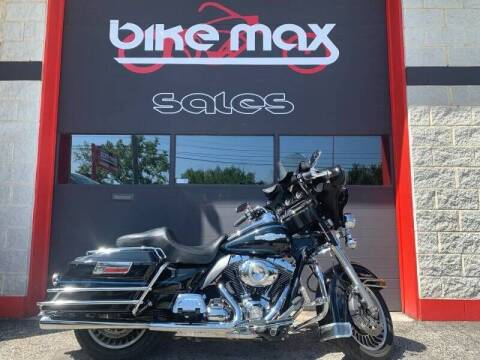 2010 Harley-Davidson Electra Glide Ultra Classic for sale at BIKEMAX, LLC in Palos Hills IL