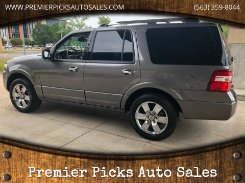 2010 Ford Expedition for sale at Premier Picks Auto Sales in Bettendorf IA
