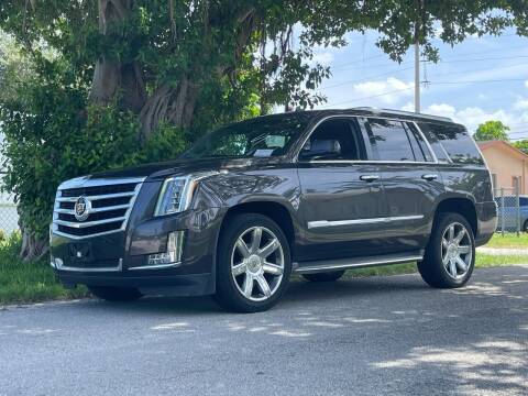2015 Cadillac Escalade for sale at Auto Direct of South Broward in Miramar FL