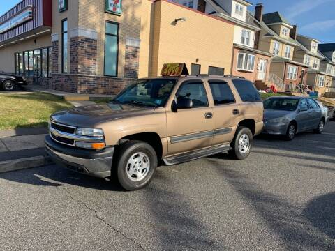2004 Chevrolet Tahoe for sale at Metro Auto Exchange 2 in Linden NJ