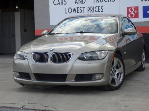 2007 BMW 3 Series for sale at Deal Maker of Gainesville in Gainesville FL