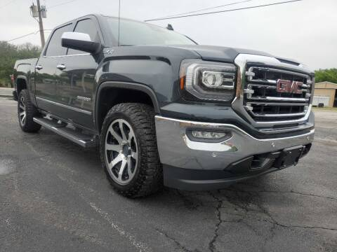 2018 GMC Sierra 1500 for sale at Thornhill Motor Company in Lake Worth TX