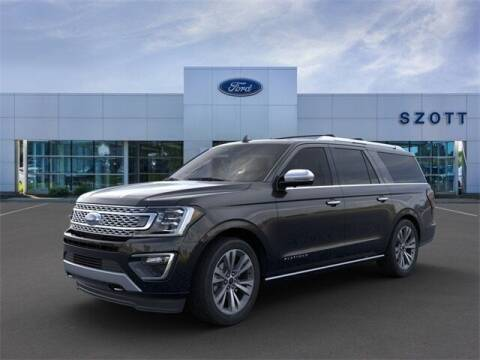 2020 Ford Expedition MAX for sale at Szott Ford in Holly MI