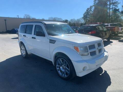 2008 Dodge Nitro for sale at EMH Imports LLC in Monroe NC
