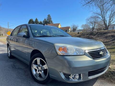 2007 Chevrolet Malibu for sale at Trocci's Auto Sales in West Pittsburg PA