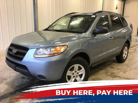 2009 Hyundai Santa Fe for sale at Government Fleet Sales - Buy Here Pay Here in Kansas City MO