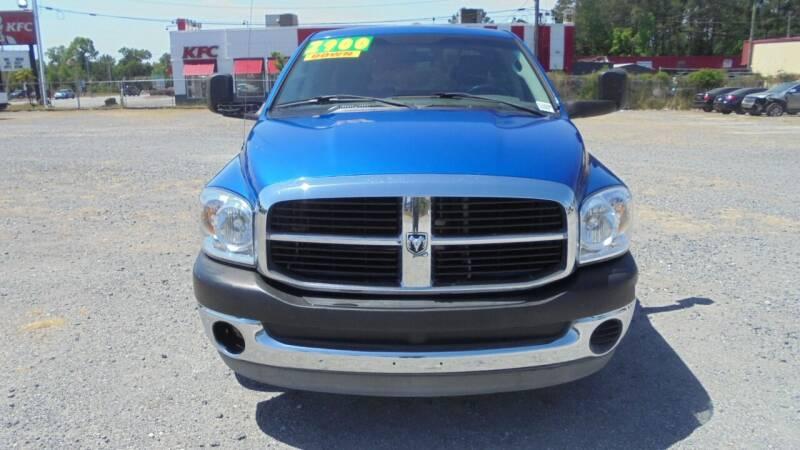 2008 Dodge Ram Pickup 1500 for sale at Auto Mart - Moncks Corner in Moncks Corner SC