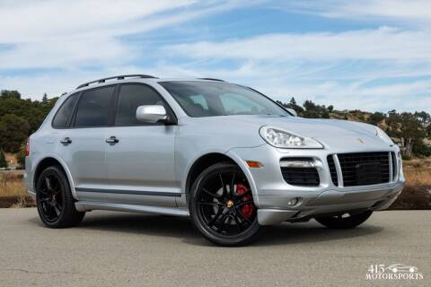 2009 Porsche Cayenne for sale at 415 Motorsports in San Rafael CA