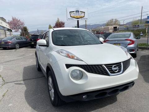 2013 Nissan JUKE for sale at CarSmart Auto Group in Murray UT