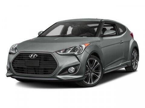 2016 Hyundai Veloster for sale at J T Auto Group in Sanford NC