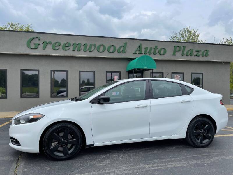 2015 Dodge Dart for sale at Greenwood Auto Plaza in Greenwood MO