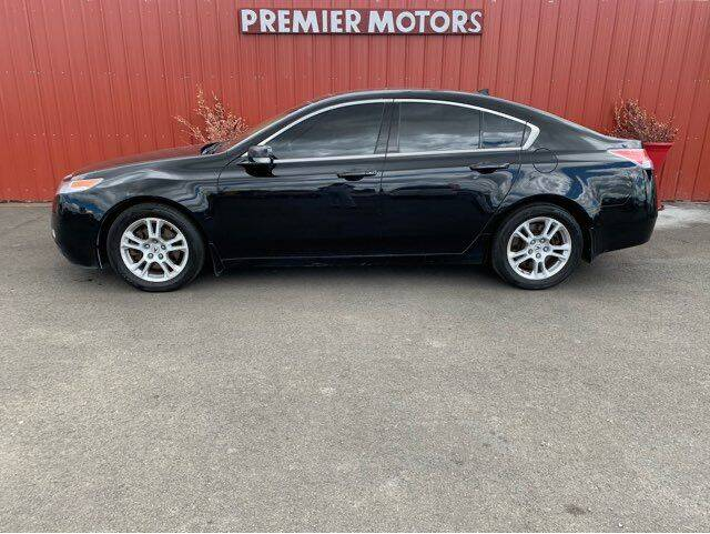 2009 Acura TL for sale at Premier Motors in Milton Freewater OR