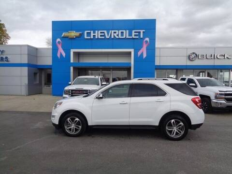 2016 Chevrolet Equinox for sale at Finley Motors in Finley ND