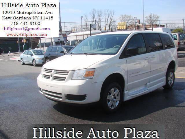 2010 Dodge Grand Caravan for sale at Hillside Auto Plaza in Kew Gardens NY
