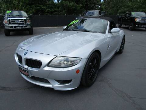2006 BMW Z4 M for sale at LULAY'S CAR CONNECTION in Salem OR
