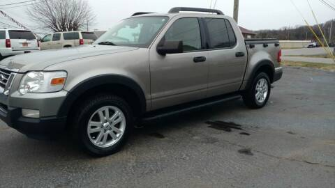 2015 Ford Explorer for sale at Moores Auto Sales in Greeneville TN