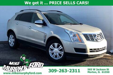 2015 Cadillac SRX for sale at Mike Murphy Ford in Morton IL