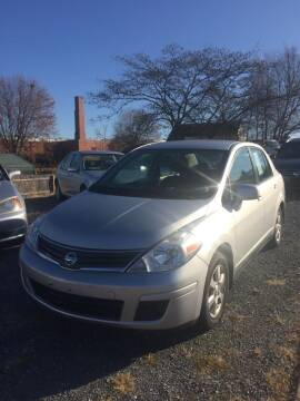 2010 Nissan Versa for sale at Village Auto Center INC in Harrisonburg VA