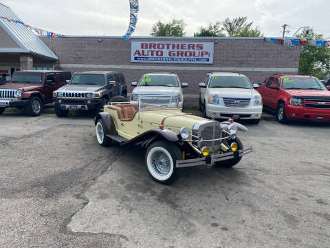 1929 Mercedes Benz Gazelle for sale at Brothers Auto Group in Youngstown OH