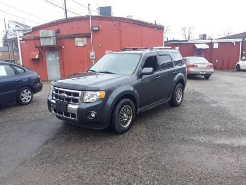 2009 Ford Escape for sale at Flag Motors in Columbus OH