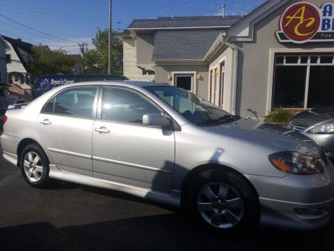 2005 Toyota Corolla for sale at AC Auto Brokers in Atlantic City NJ