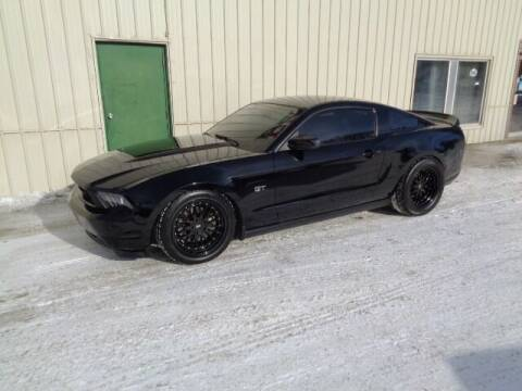 2010 Ford Mustang for sale at De Anda Auto Sales in Storm Lake IA