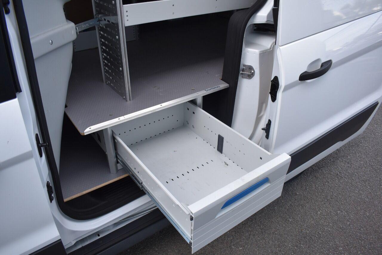 2014 Ford Transit Connect Cargo XL 4dr LWB Cargo Mini Van w/Rear Doors full