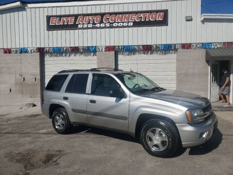 2005 Chevrolet TrailBlazer for sale at Elite Auto Connection in Conover NC