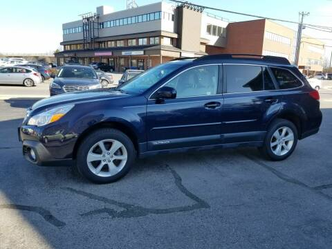 2014 Subaru Outback for sale at CHIP'S SERVICE CENTER in Portland ME