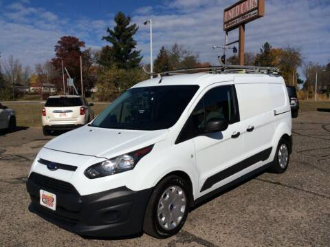 2017 Ford Transit Connect Cargo for sale at MOTORS N MORE in Brainerd MN