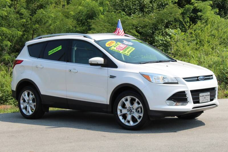 2016 Ford Escape for sale at McMinn Motors Inc in Athens TN