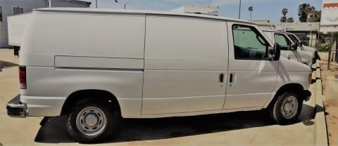2006 Ford E-150 for sale at DOYONDA AUTO SALES in Pomona CA
