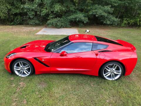 2018 Chevrolet Corvette for sale at Cella  Motors LLC in Auburn NH