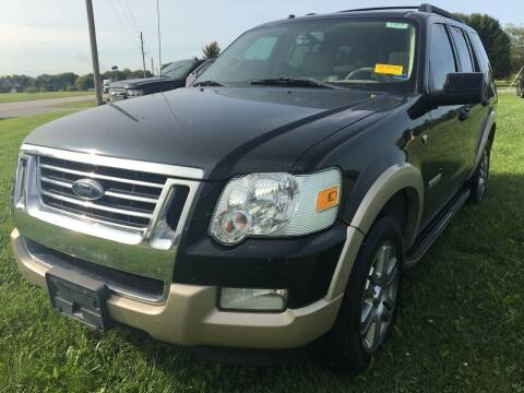 2008 Ford Explorer for sale at Nice Cars in Pleasant Hill MO