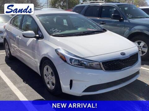 2017 Kia Forte for sale at Sands Chevrolet in Surprise AZ