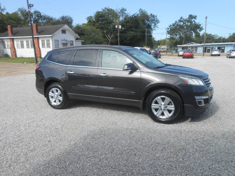 2013 Chevrolet Traverse for sale at RANDY'S AUTO SALES in Oakdale LA