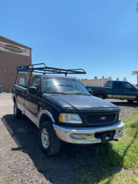 1997 Ford F-150 for sale at Kustomz Truck & Auto Inc. in Rapid City SD