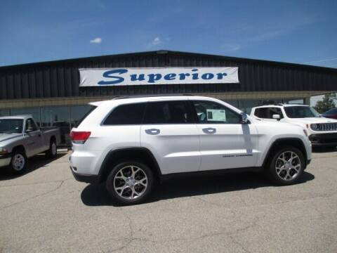 2019 Jeep Grand Cherokee for sale at SUPERIOR CHRYSLER DODGE JEEP RAM FIAT in Henderson NC