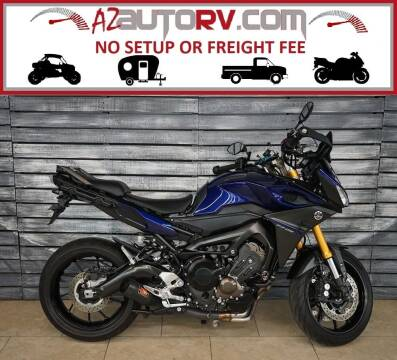 2017 Yamaha FJ-09 for sale at AZMotomania.com in Mesa AZ