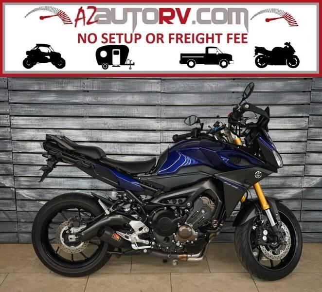 2017 Yamaha FJ-09 for sale at AZautorv.com in Mesa AZ
