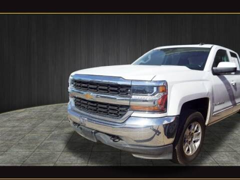 2016 Chevrolet Silverado 1500 for sale at Credit Connection Sales in Fort Worth TX