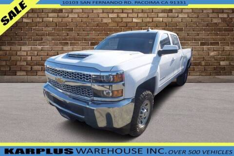 2019 Chevrolet Silverado 2500HD for sale at Karplus Warehouse in Pacoima CA