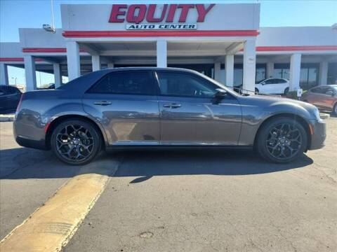 2019 Chrysler 300 for sale at EQUITY AUTO CENTER in Phoenix AZ