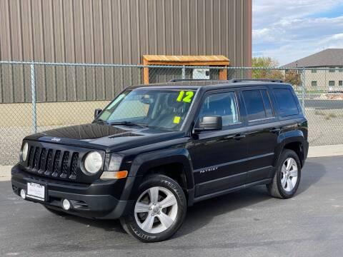2012 Jeep Patriot for sale at Evolution Auto Sales LLC in Springville UT