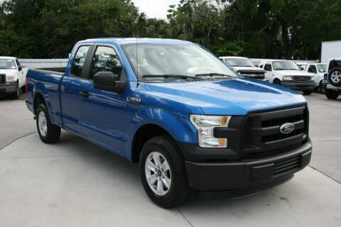 2015 Ford F-150 for sale at Mike's Trucks & Cars in Port Orange FL