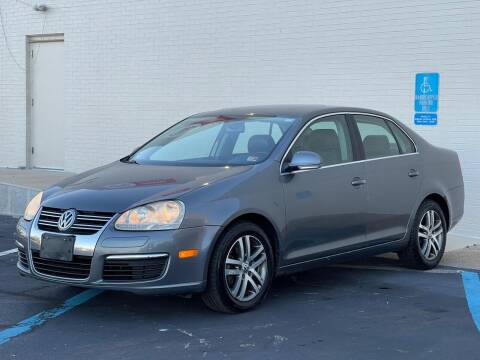 2006 Volkswagen Jetta for sale at Carland Auto Sales INC. in Portsmouth VA