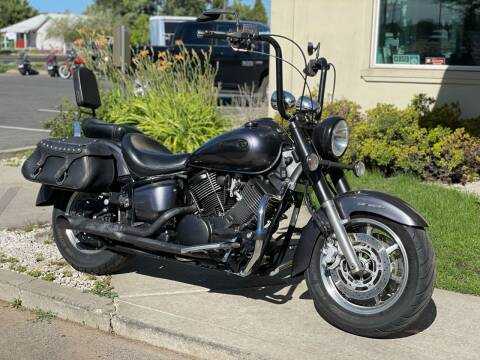 2009 Yamaha V-Star 1100 for sale at Harper Motorsports-Powersports in Post Falls ID