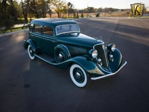 1934 Studebaker Commander for sale at Classic Car Deals in Cadillac MI